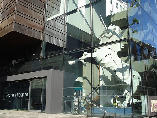 teatro unicornio