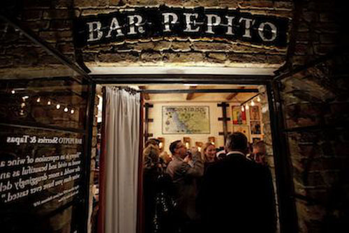 Bar Pepito, un bar de jerez y tapas en Londres