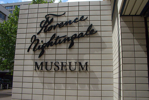 museo florence nightingale 1