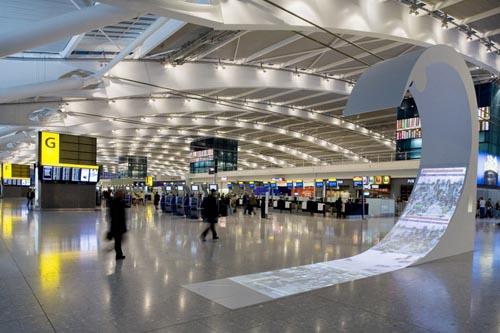 Tres aeropuertos en Londres