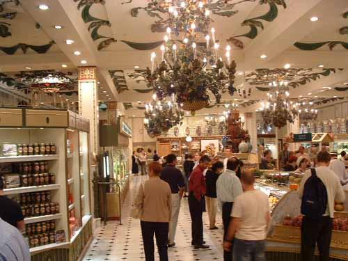 Centros comerciales en Londres