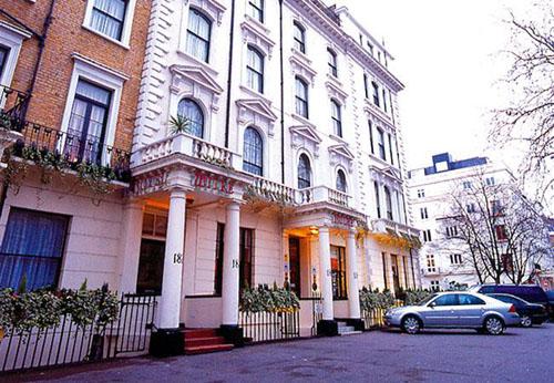 Hotel Mitre House, alojamiento en Londres