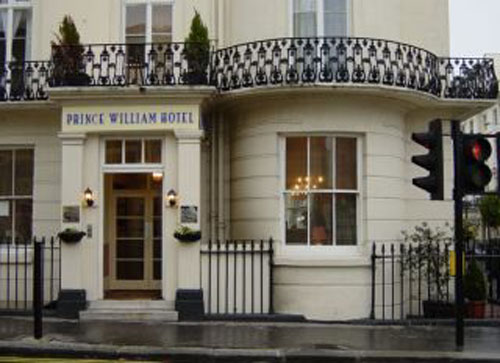 Hotel Prince William, confort moderno y estilo antiguo