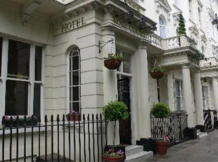 Hotel Rose Court, 2 estrellas en Hyde Park