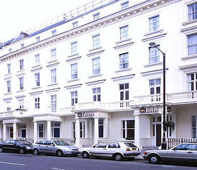 Hotel Corona, en el corazón de Londres