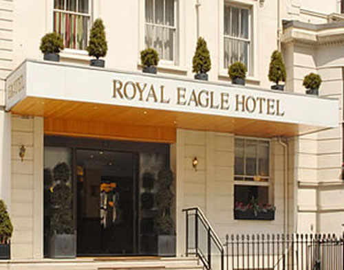 Hotel Royal Eagle, cerca de Hyde Park