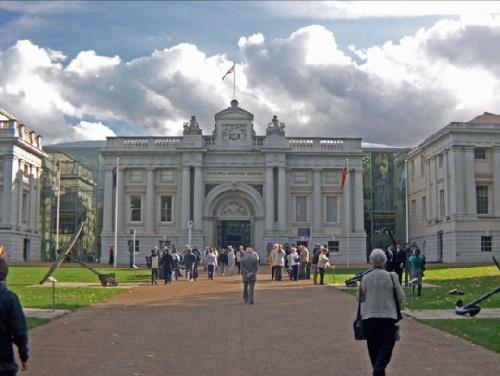 Museo Maritimo de Londres