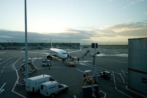 Aeropuerto Stansted