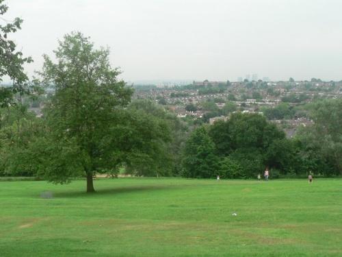 Vista desde el Parque Alexandra