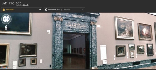 Tate Britain, visita virtual