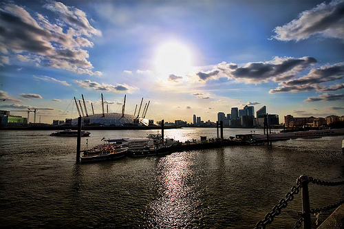 Caminando por Londres