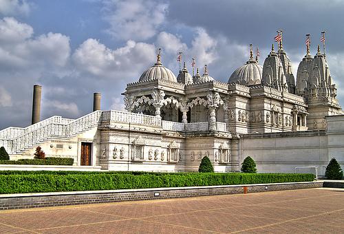 Templo Shri Swaminarayan Mandir