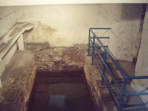 Roman Baths en Strand Lane