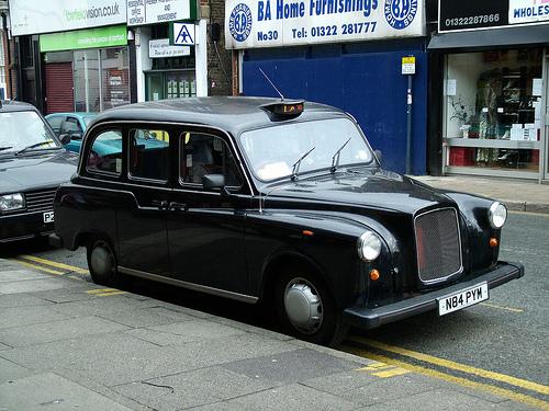 Taxis Negros, otra manera de explorar Londres