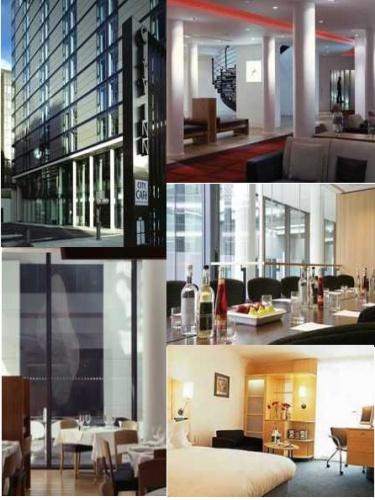Hotel City Inn Westminster, un gran hotel céntrico en Londres