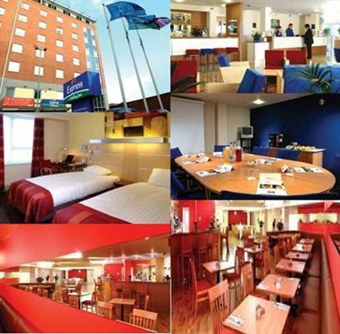 Express Holiday Inn Limehouse, para viajes de negocios o placer