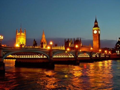 Información general sobre Londres
