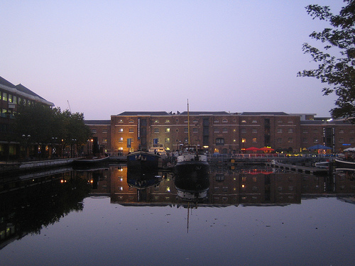 Historias portuarias en Londres: Museum in Docklands