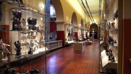 Museo de Victoria y Alberto, de los más brillantes de Londres