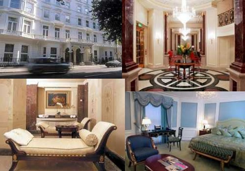 Hotel Bentley London, un lugar para disfrutar