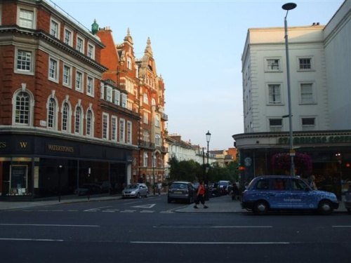 Hoteles de lujo en el distrito de Kensington y Chelsea