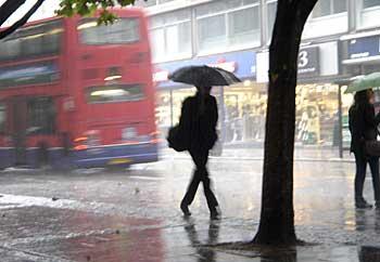 El clima de Londres