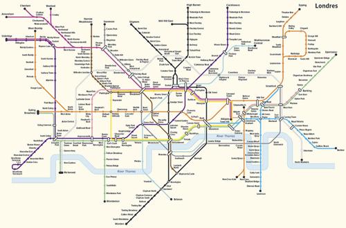 Transportes en Londres