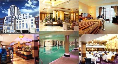 Grange City Hotel, hotel de lujo en pleno centro financiero