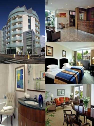Hotel Sanctum Apartments, lujoso y bien ubicado
