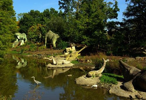 El Parque de Crystal Palace