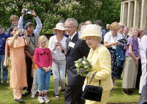 Londres homenajea a la Reina